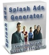 『Splash Ads Generator』