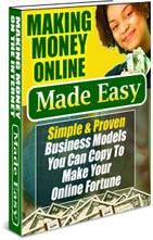 オンラインで簡単に儲けるガイド【Making Money Online Made Easy】完全日本語版