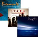 インサイトCD+フォーカスCD+ドリームウォークCD(Insight CD+FocusCD+DreamWalkCD)