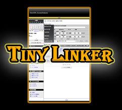 TinyLinker 短縮URL作成&アクセス解析CGI
