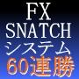 ★既存ユーザー様専用★更新プログラム FX為替予想システムスナッチ