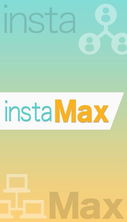 自動Instagram集客ツール INSTA-MAX (2アカウント 7日間無料)