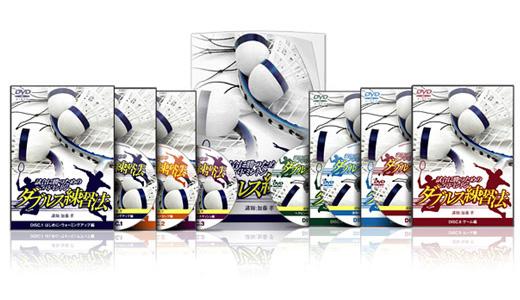 試合に勝つためのバドミントンダブルス練習法 【KT0001】
