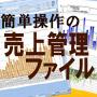 小さなお店向け売上管理ファイル2011【CD-ROM版】